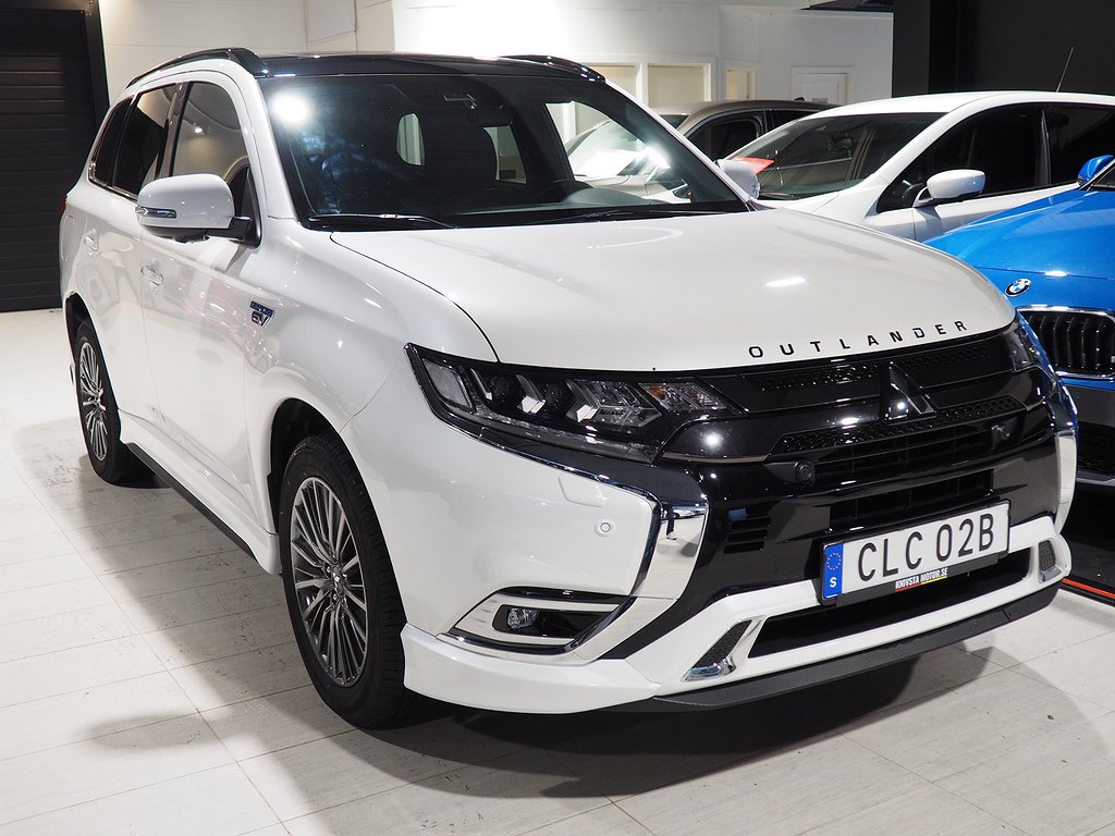 Mitsubishi Outlander P-HEV 2.4 Hybrid 4WD KURO 230hk 2020