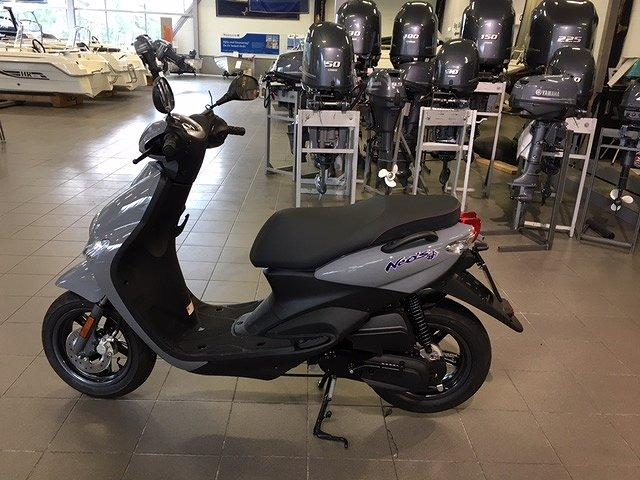 """Yamaha Neos 4 """"Ny moped"""""""