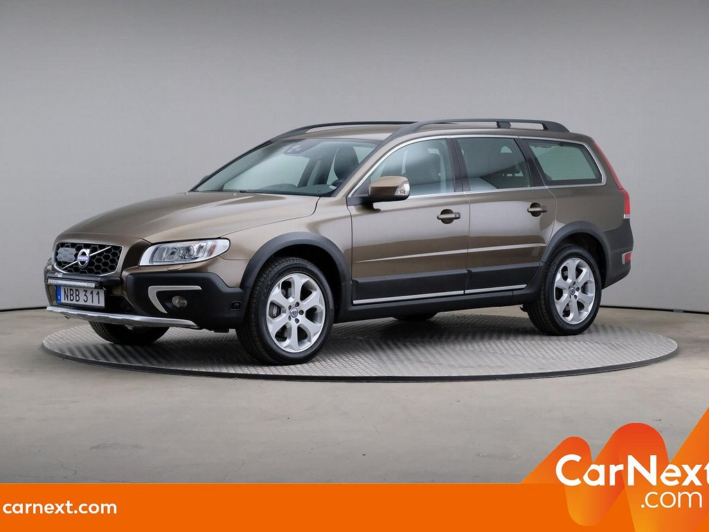 Volvo XC70 D4 AWD Drag Värmare Geartronic Kinetic