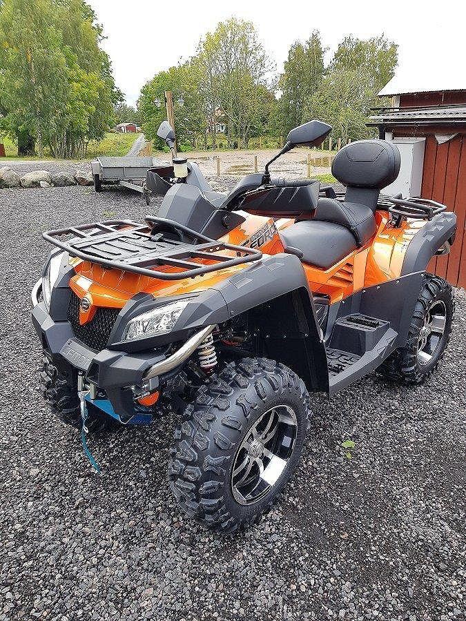 CF Moto 820 EFI / EPS TRAKTOR B OMG LEV GRÄNNA ATV
