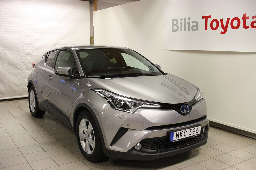 Toyota C-HR 1.8 Hybrid Executive JBL