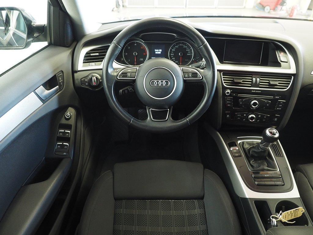 Audi A4 Avant 2.0 TDI 177hk 2013