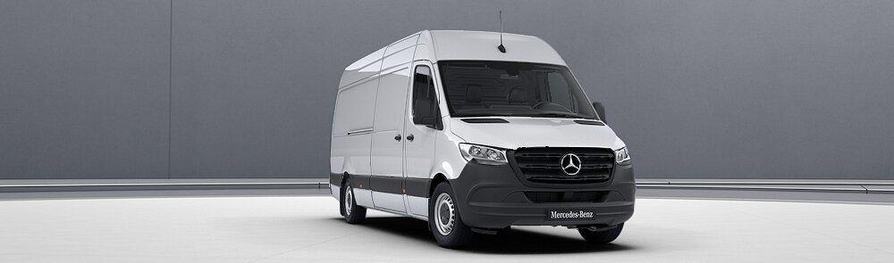 Mercedes-Benz Sprinter 316 CDI Skåp R3 AUTOMAT