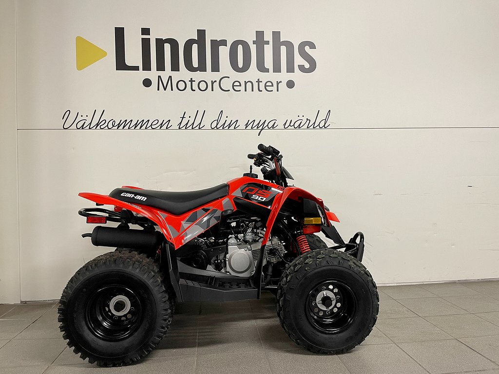 Can-Am DS 90 *MOMSAD*