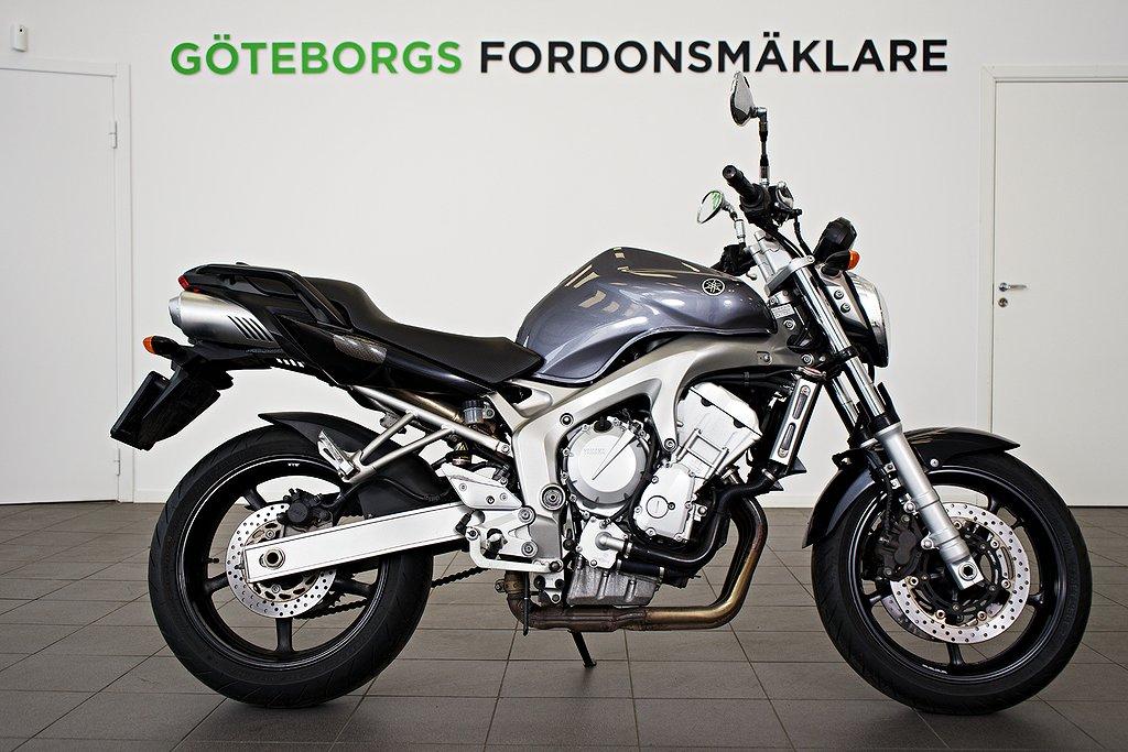 Yamaha FZ6-N 99HK / Fint skick - 421kr/månad