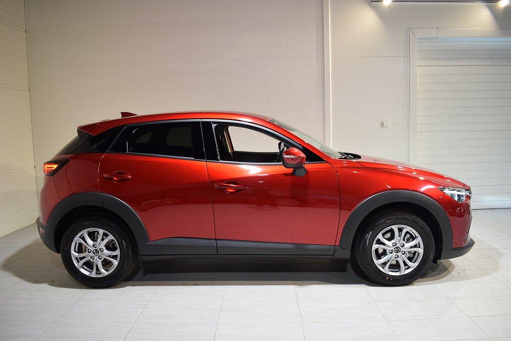 Mazda CX-3 Vision 2,0 121hk Auto Kampanjränta 1.99% 2021