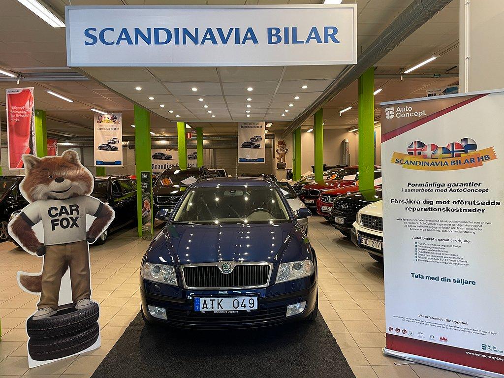 Skoda Octavia 2.0TDI Auto Välvårdad SÅLD SÅLD
