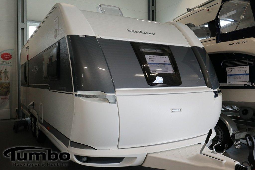 Hobby 620 CL Prestige,Alde,Ugn