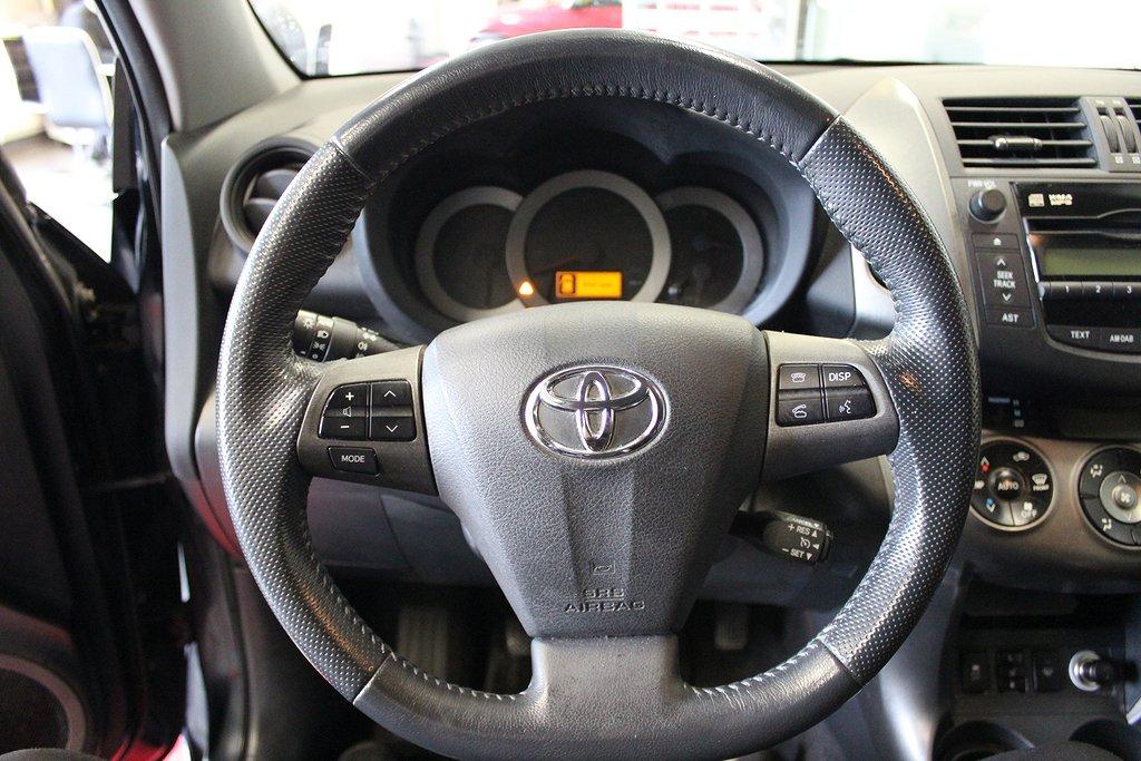 Toyota RAV4, 2.2 D-4D 4x4 150hk / Dragkrok