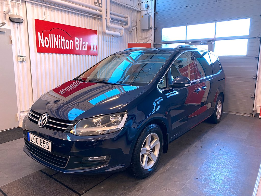 Volkswagen Sharan 1.4 TSI Premium 7-sits 150hk