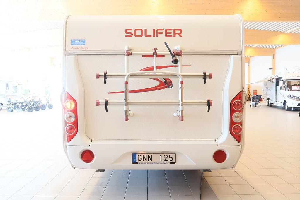Husvagn, 1-axl Solifer 520 Artic /SÅLD/ 6 av 28