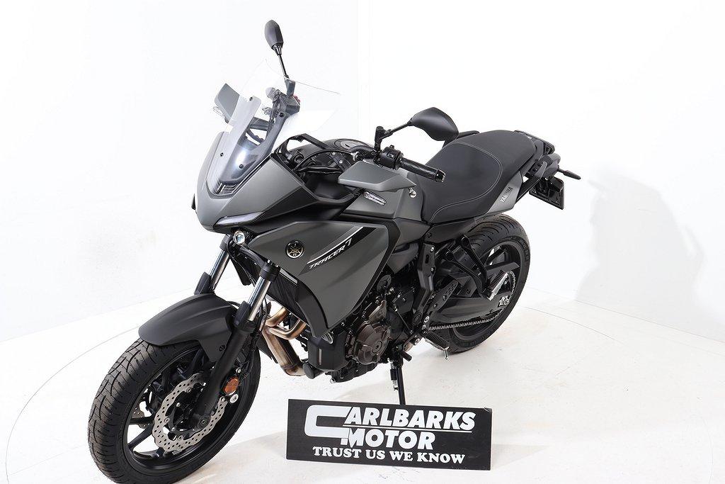 Yamaha TRACER 7 omg lev.