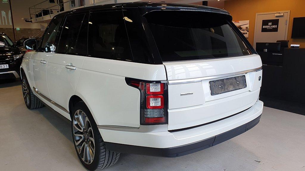 Land Rover Range Rover TDV6 Autobiography 258hk / Svensksåld, En ägare