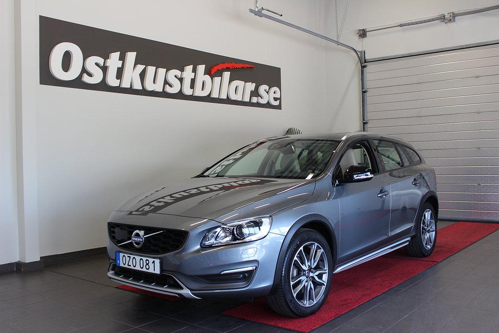 Volvo V60 Cross Country, D4 AWD AUT SUMMUM VOC
