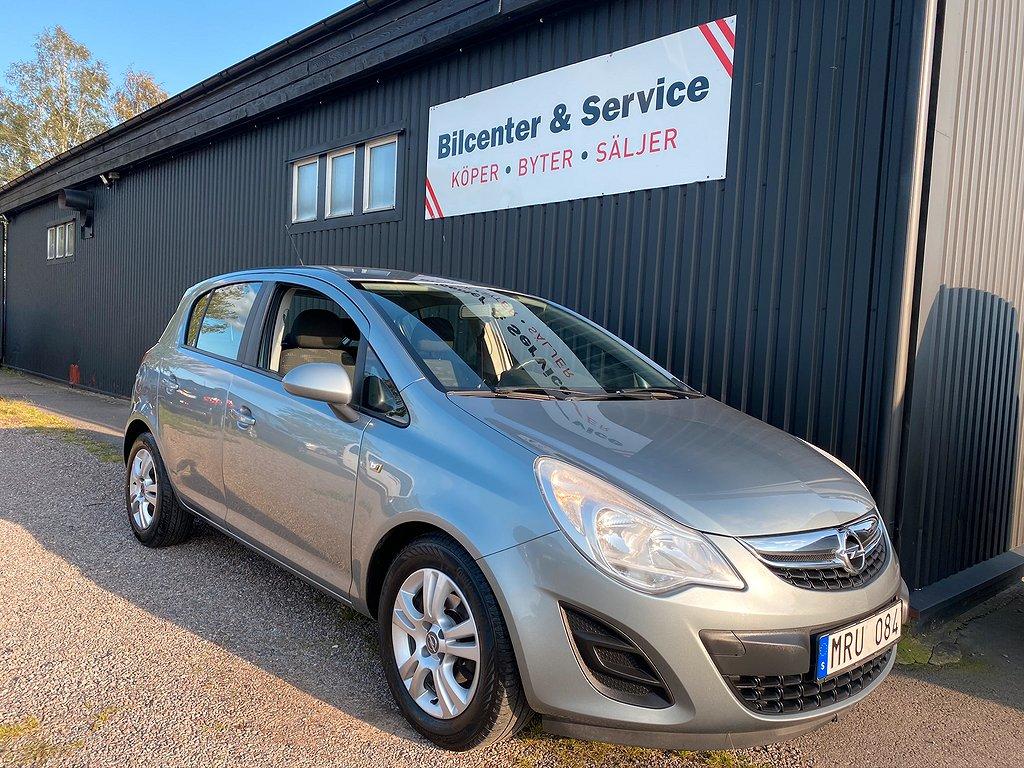 Opel Corsa 5-dörrar 1.2 ecoFLEX 85hk 8.200Mil