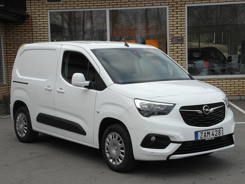 Opel Combo L1H1 Launch Edition 1.5 Euro 6 100hk