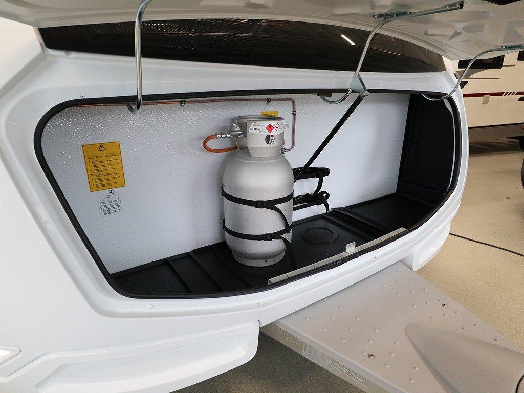 Kabe Imperial 630 TDL *Panoramafönster* - Kabe