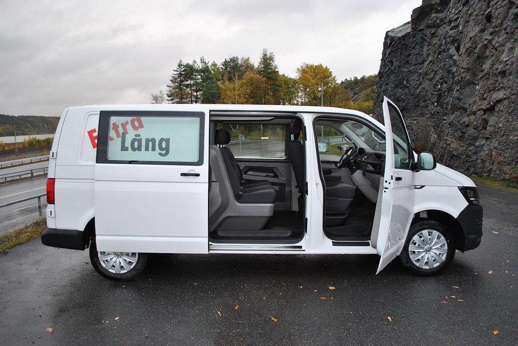 Volkswagen Transporter Twin cab 5-Sits 150HK