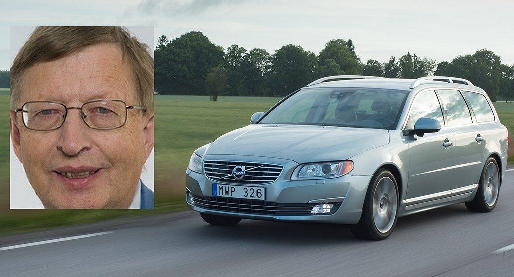 Utredaren Lennart Olsen (mp).