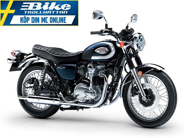 Kawasaki W 800 FABRIKSNY 2021