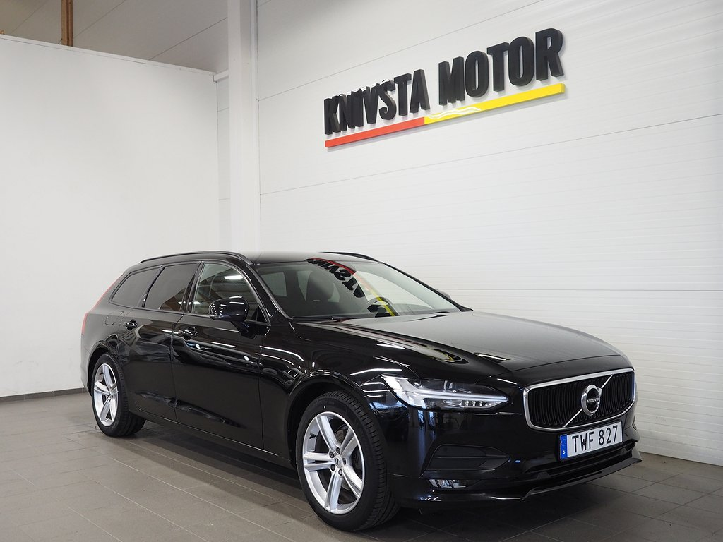 Volvo V90 D3 Business 150hk DRAG VOC 2018