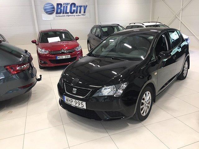 Seat Ibiza 1.2 TSI Euro 6 90hk
