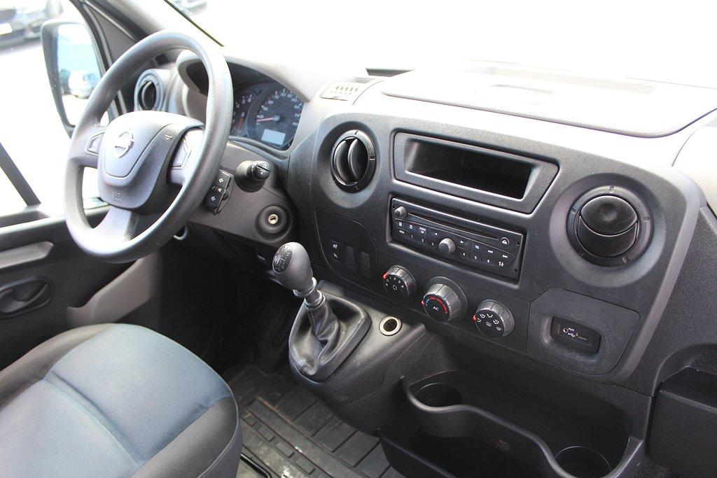 Nissan NV400 2.3 dCi Skåp (125hk)