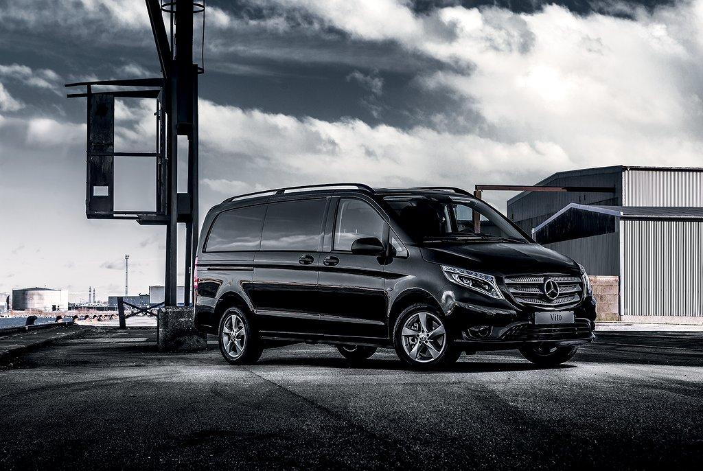 Mercedes-Benz Vito 119 Skåp Lång Edition1 *KAMPANJ*
