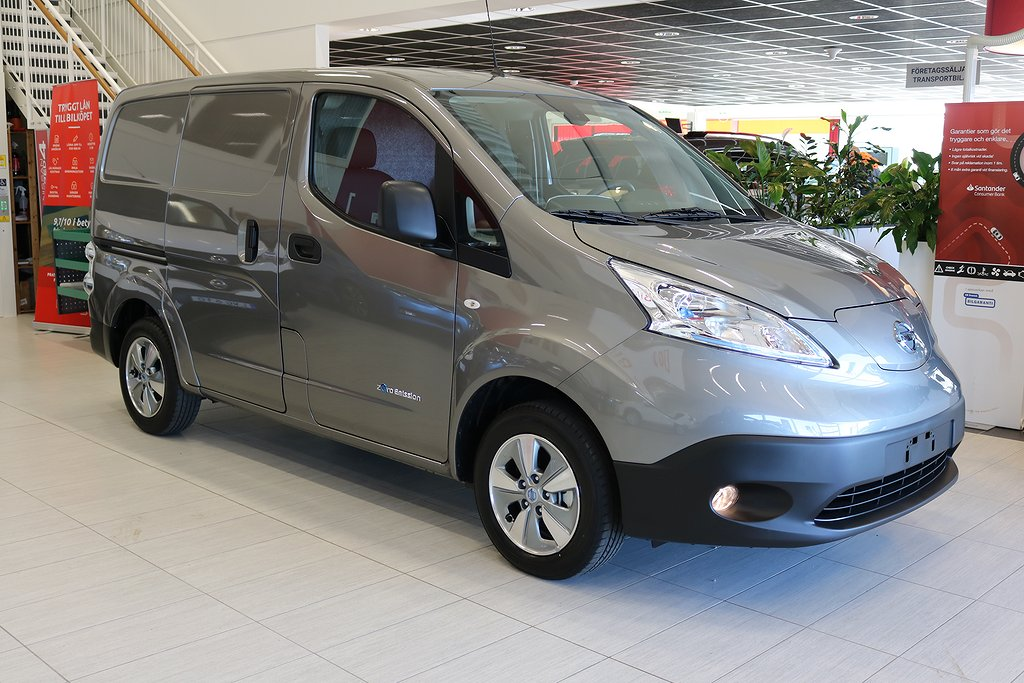 Nissan e-NV200 40 kWh Premium 100% EL