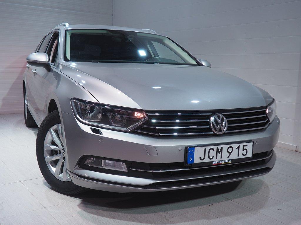 Volkswagen Passat SC 2.0 DSG Dieselv DYNAUDIO 2017