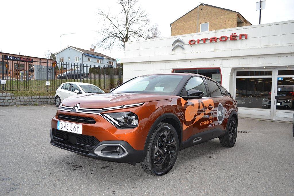 Citroën C4 1.2 PureTech EAT Euro 6 155hk SHINE