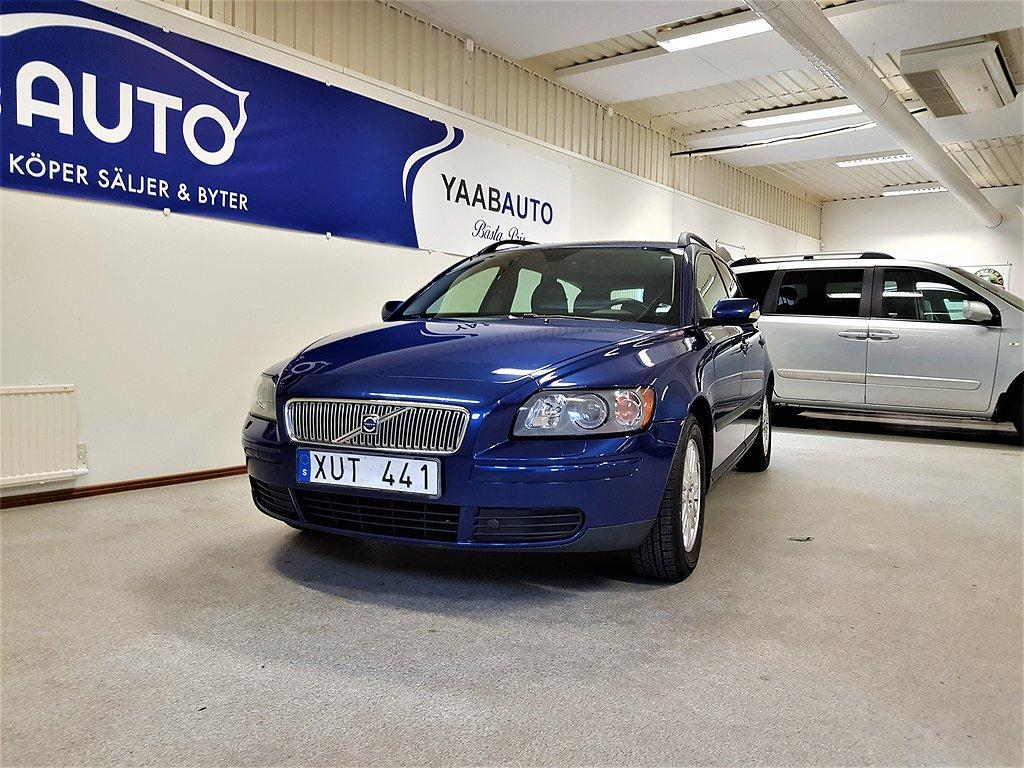 Volvo V50 1.8 Flexifuel 125hk