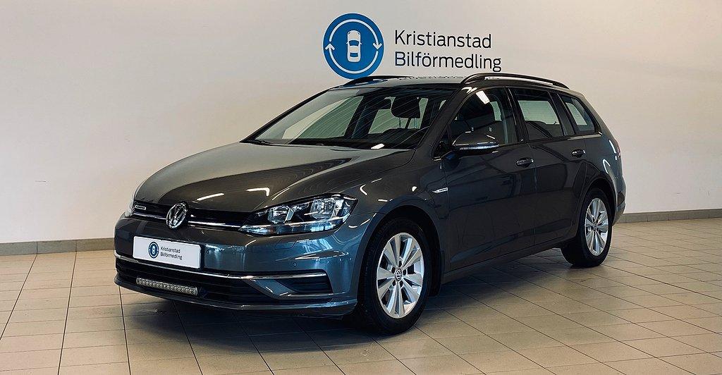 Volkswagen Golf 1.4 TGI CNG Apple Carplay 110hk