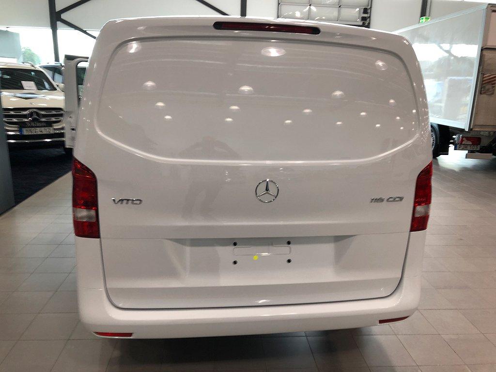 Mercedes-Benz Vito 116 CDI SKÅP LÅNG KAMPANJBIL