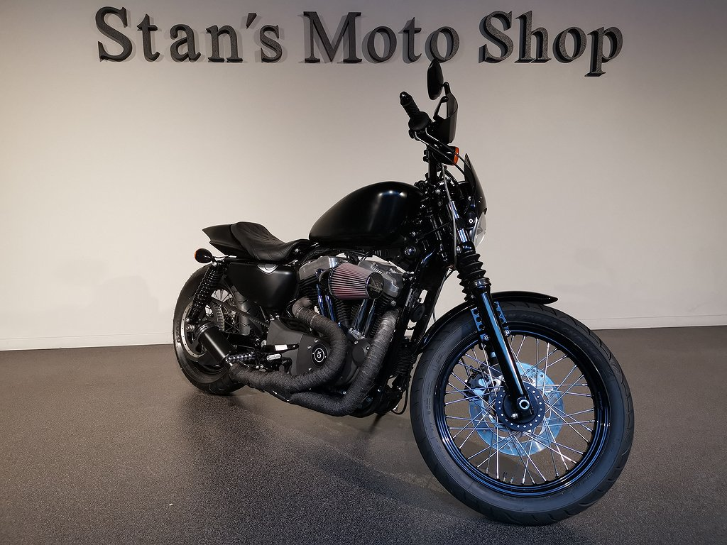 Harley-Davidson XL1200N Sportster Nightster