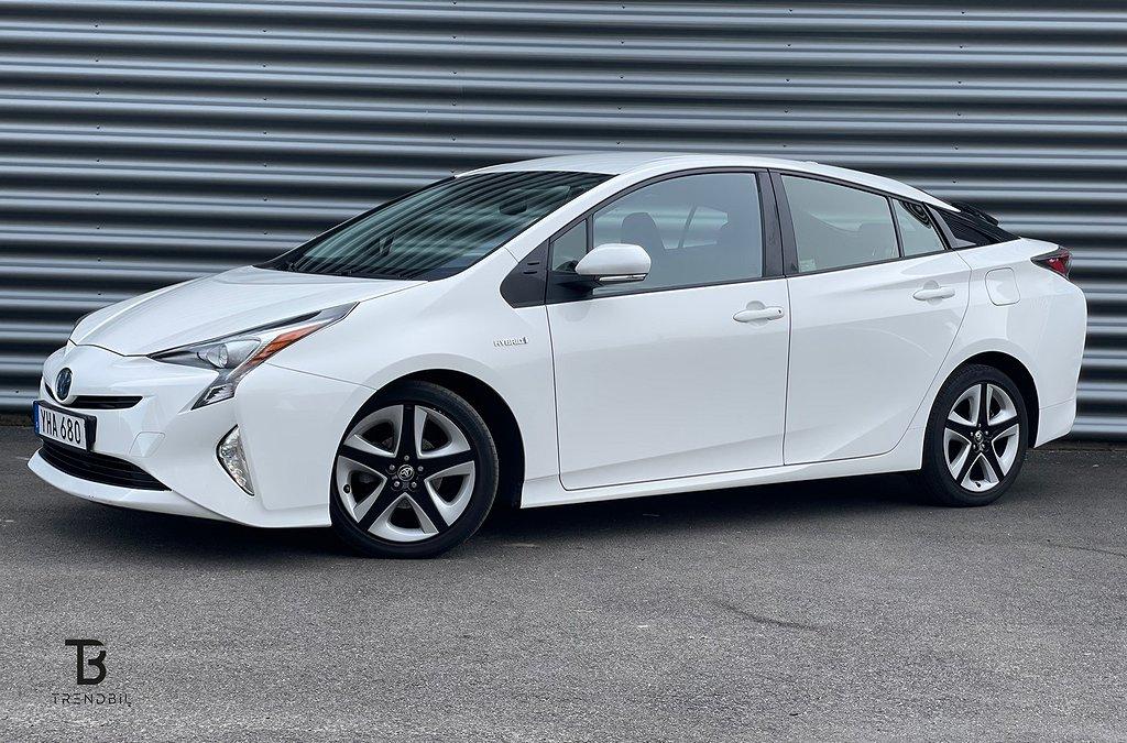Toyota Prius Hybrid 1.8 VVT-i Hybrid   Kamera   HUD   Se Utr