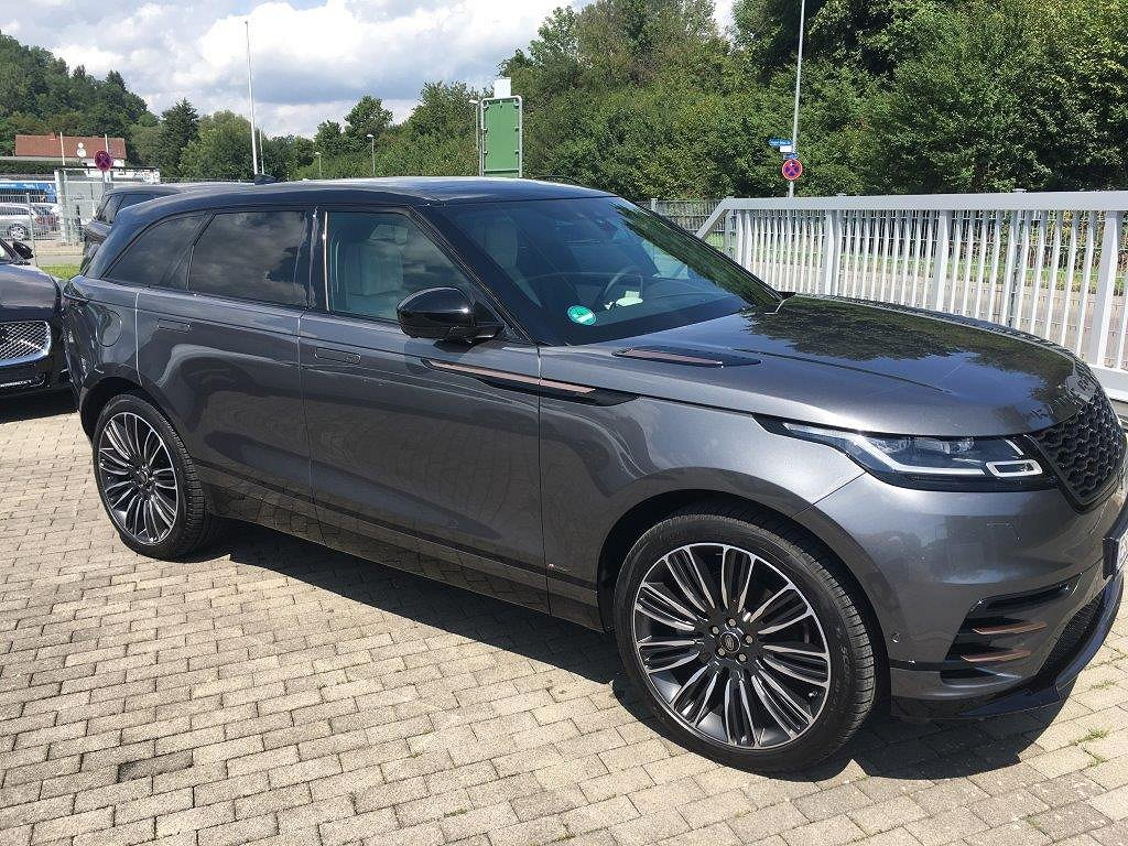 Land Rover Range Rover Velar D300 First edition