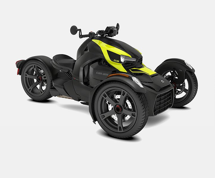 Can-Am Ryker 600 STD -21