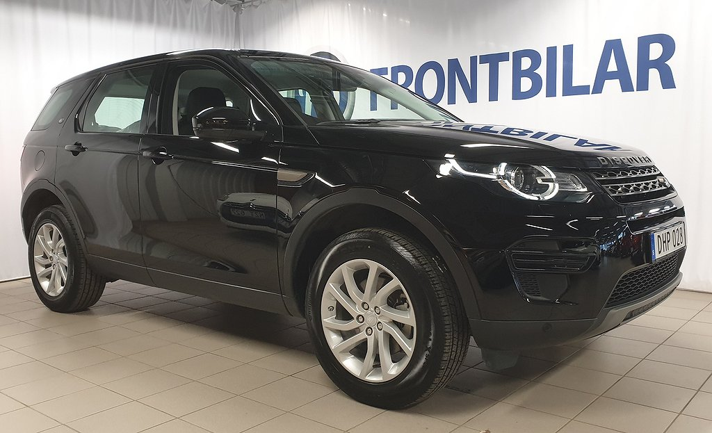 Land Rover Discovery Sport 2.0 TD4 Navi, Aut 7-sits 150hk