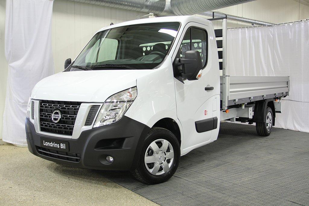 Nissan NV400 dCi170 Flakbil / Tippbil