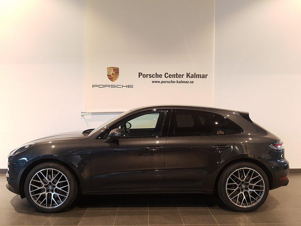 Porsche Macan Macan Se Spec