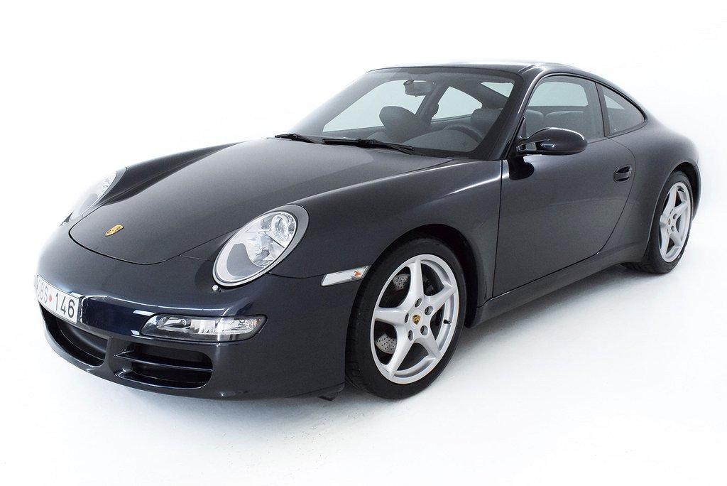 Porsche 911 Carrera Sport Chrono 325hk