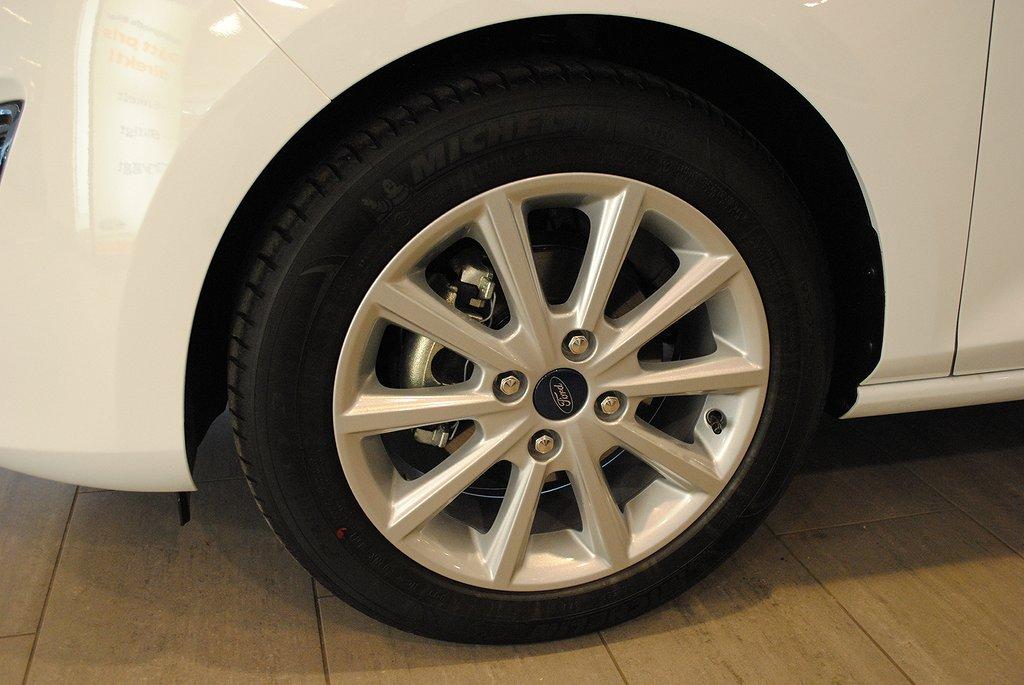Ford Fiesta 1.0T EcoBoost 100hk Titanium *Demo*