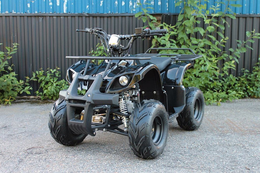 Brantech Racing ATV 125cc Work 125R Automat med back