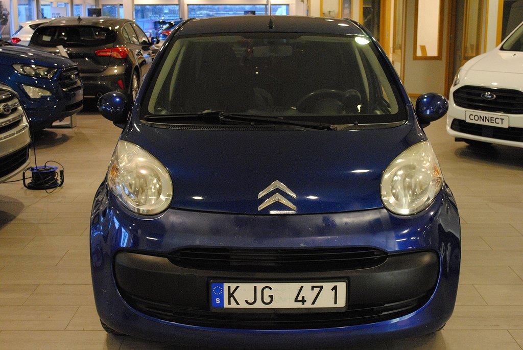 Citroën C1 1.0 69hk 5D