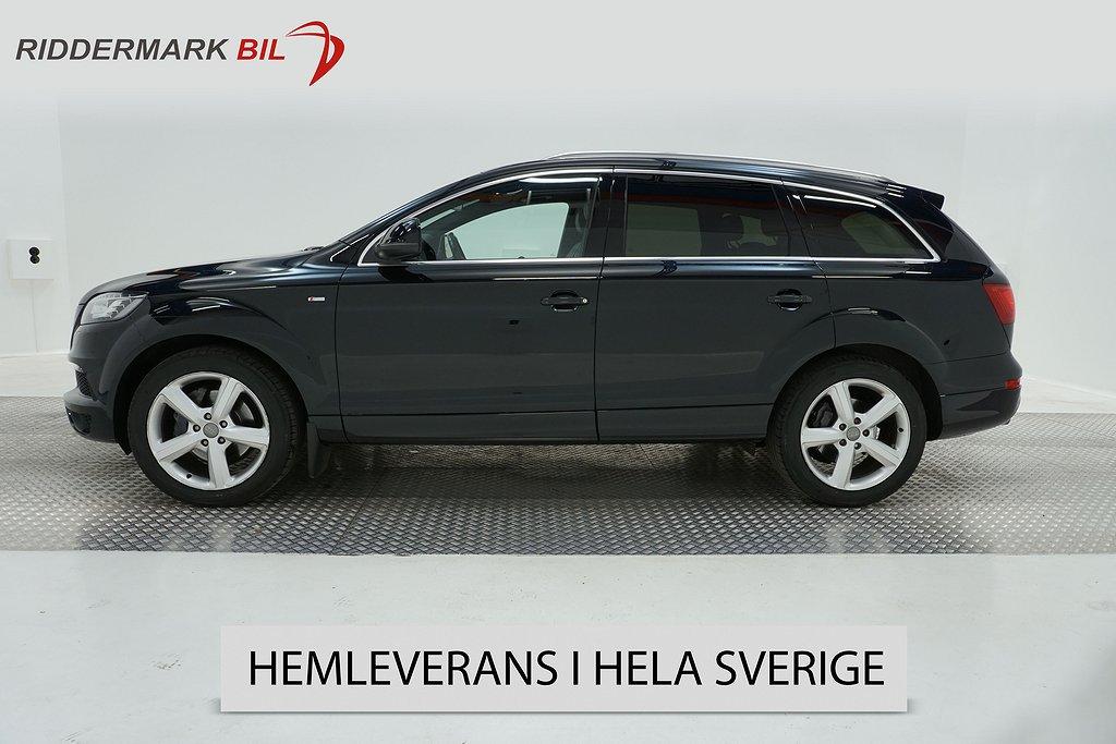 Audi Q7 3.0 TDI quattro (245hk)