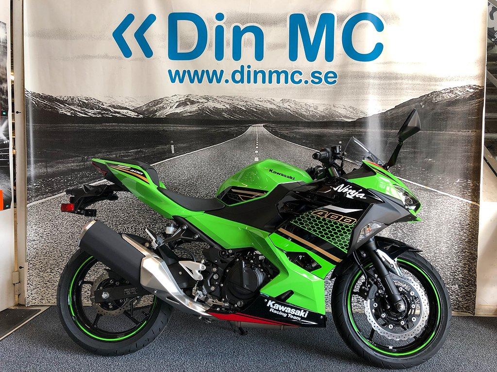 Kawasaki Ninja 400 2020 A2
