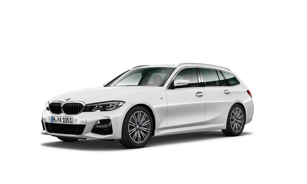 BMW 330 i xDrive/ M-Sport/ Winter/ Connected/ Drag