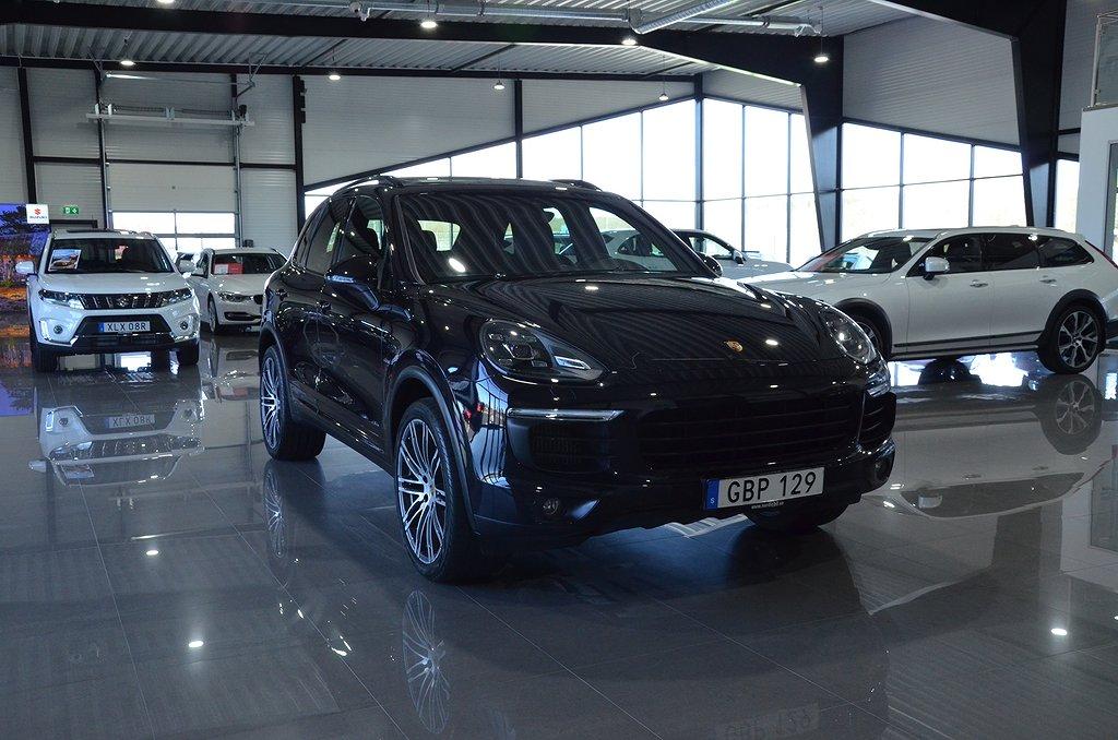 Porsche Cayenne S Diesel Panorama Drag Euro 6 385hk