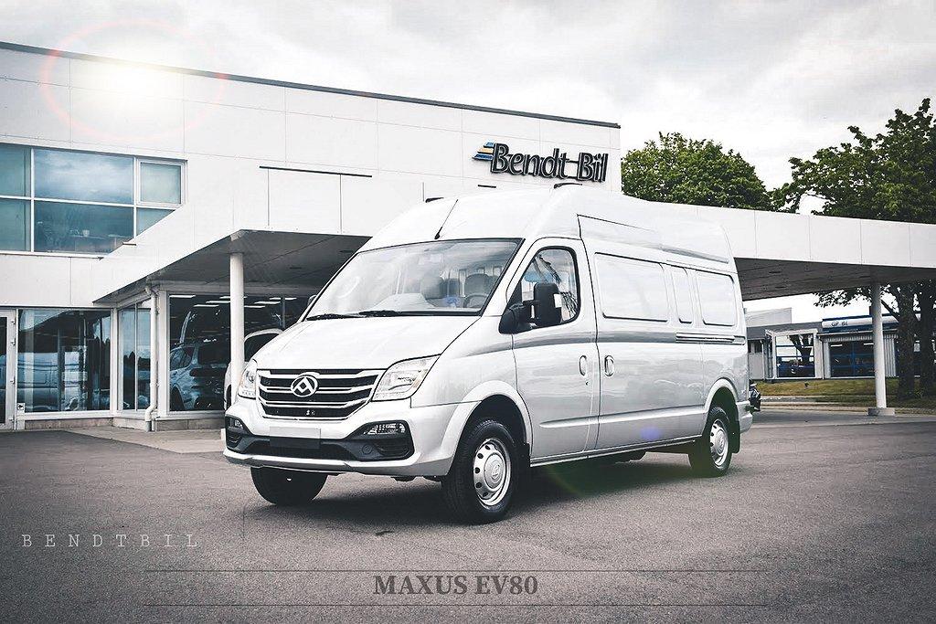 Maxus EV80 H3 11,5m3 134HK
